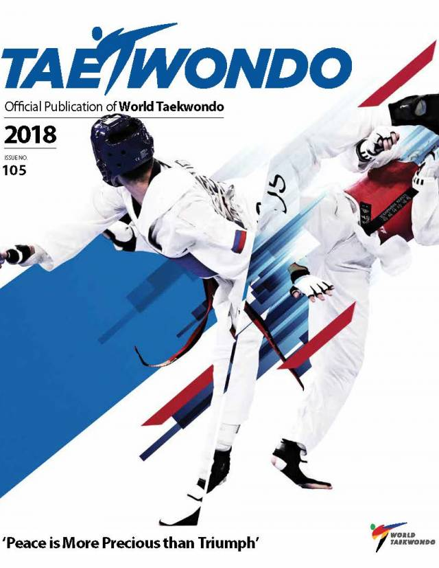 2018 World Taekwondo Magazine